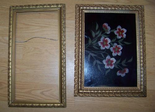 victorian art frames