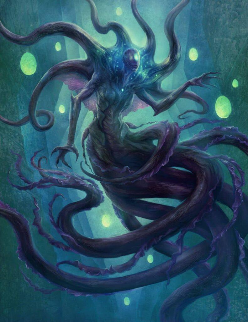 octopus hydra woman